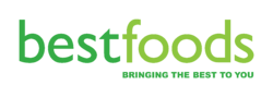BestFoods Logo colour on transparent