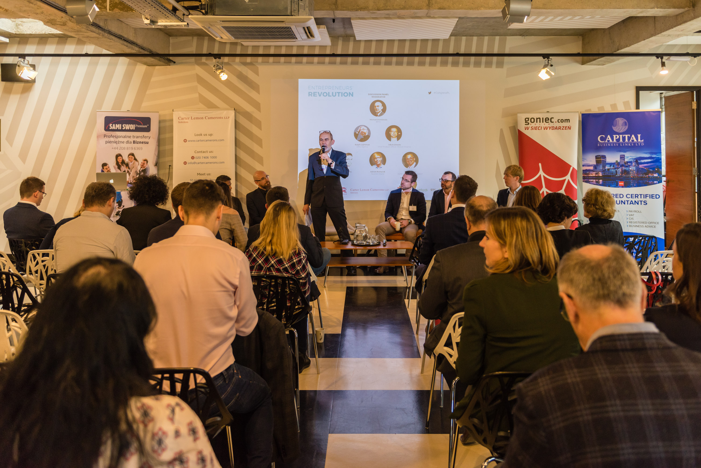 Congress of Polish Entrepreneurs in the UK 2019