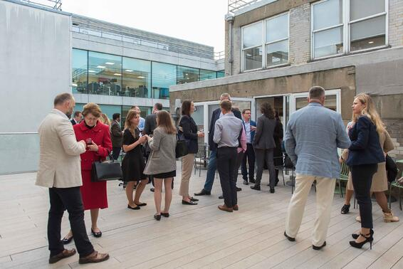 Polish Business Rooftop Networking London