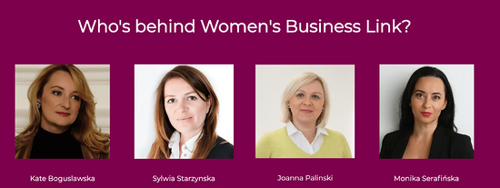 Women Business Link London
