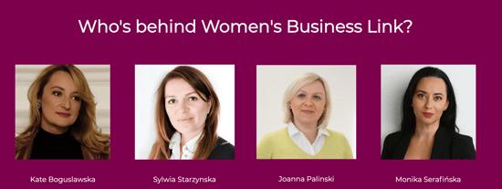Women Business Link London