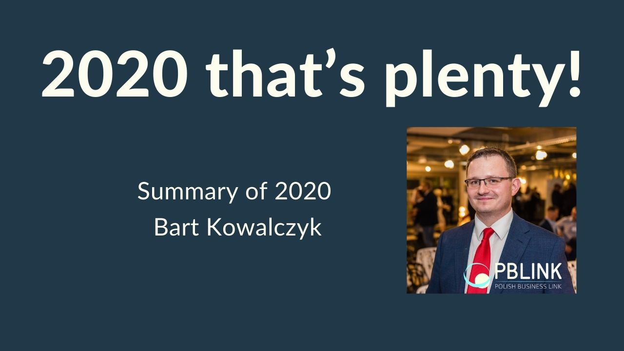 2020 that's plenty!