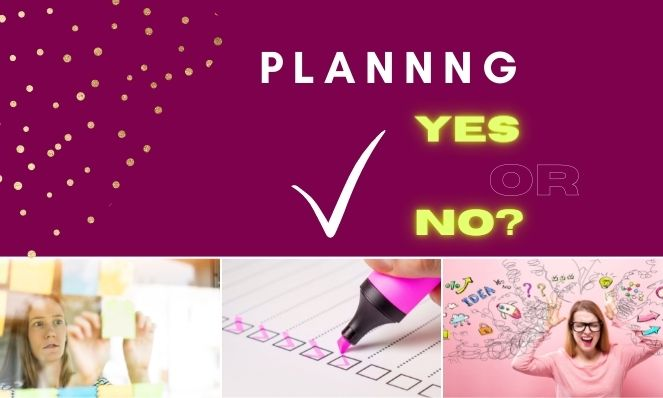 Planning - Punishment, or Salvation?