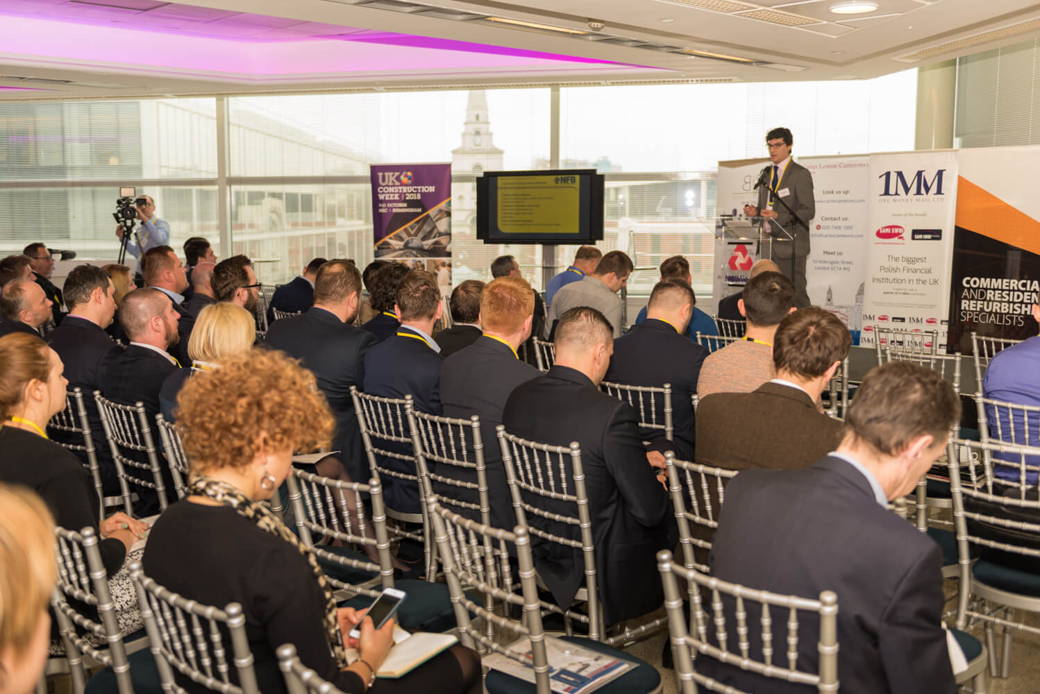 Polish builders in London share insights, Brexit concerns