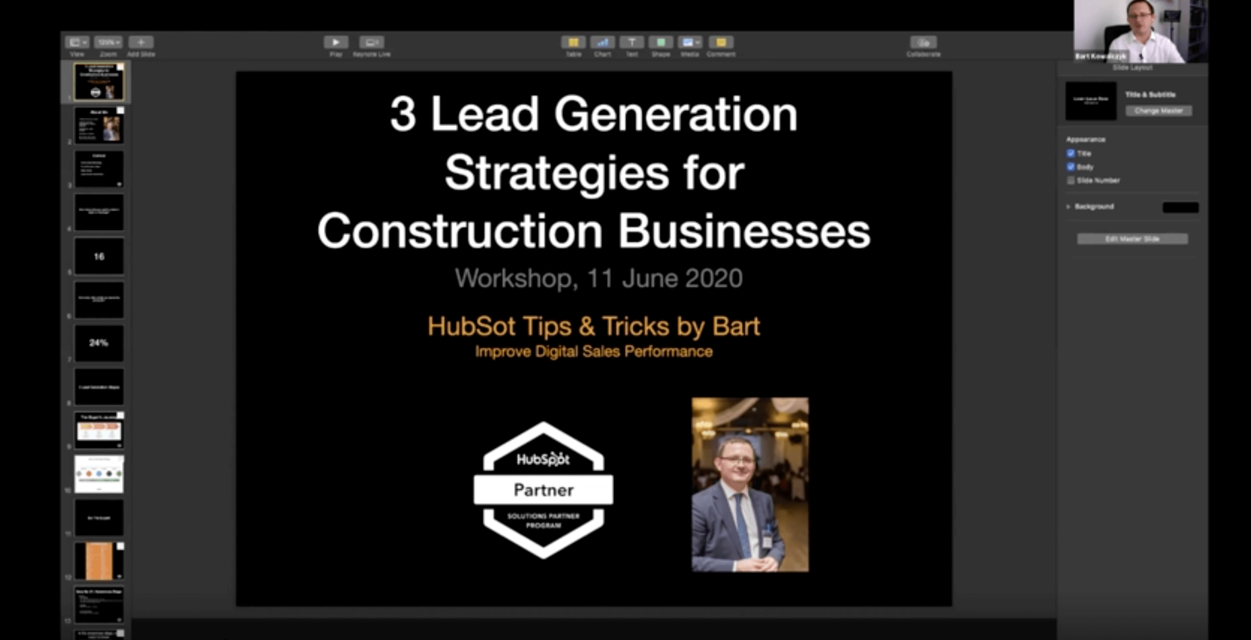 Lead Generation Strategies UK Construction Firms