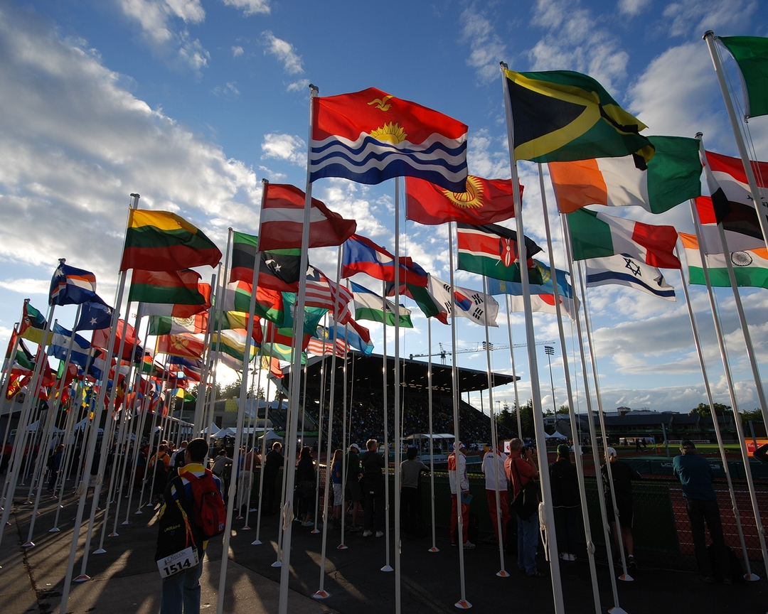 The World Day for Cultural Diversity for Dialogue and Development