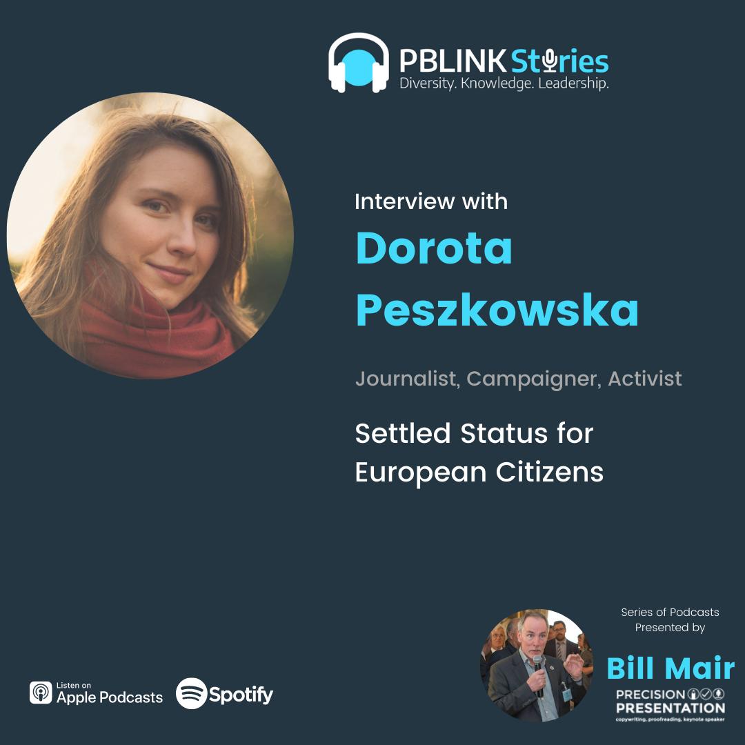 Dorota Peszkowska: Settled Status for European Citizens