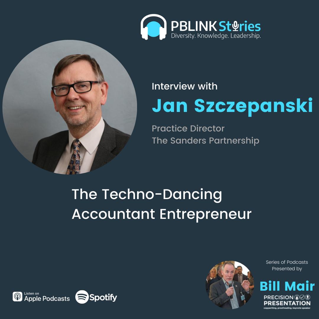 Jan Szczepanski: The Techno-Dancing Accountant Entrepreneur