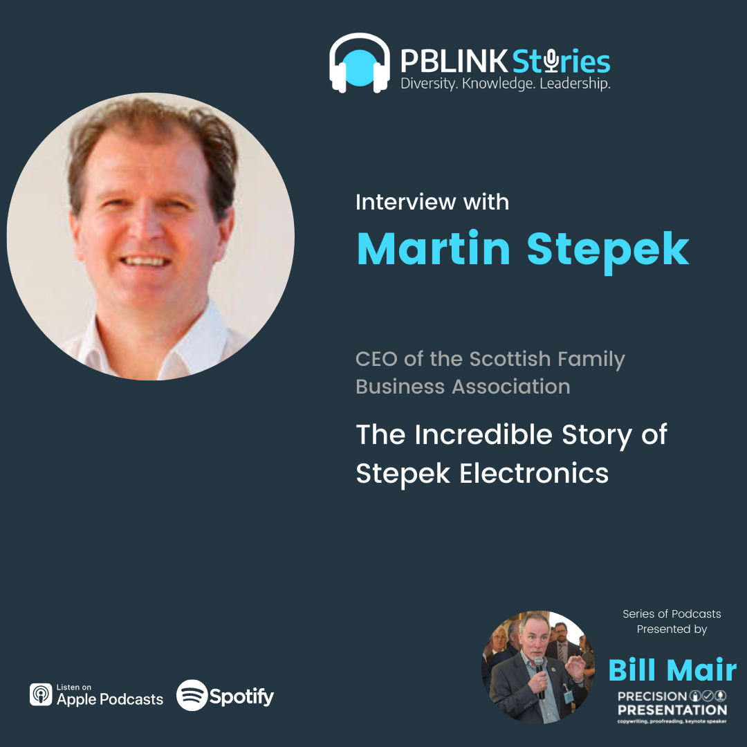 The Incredible Story of Stepek Electronics by Martin Stepek