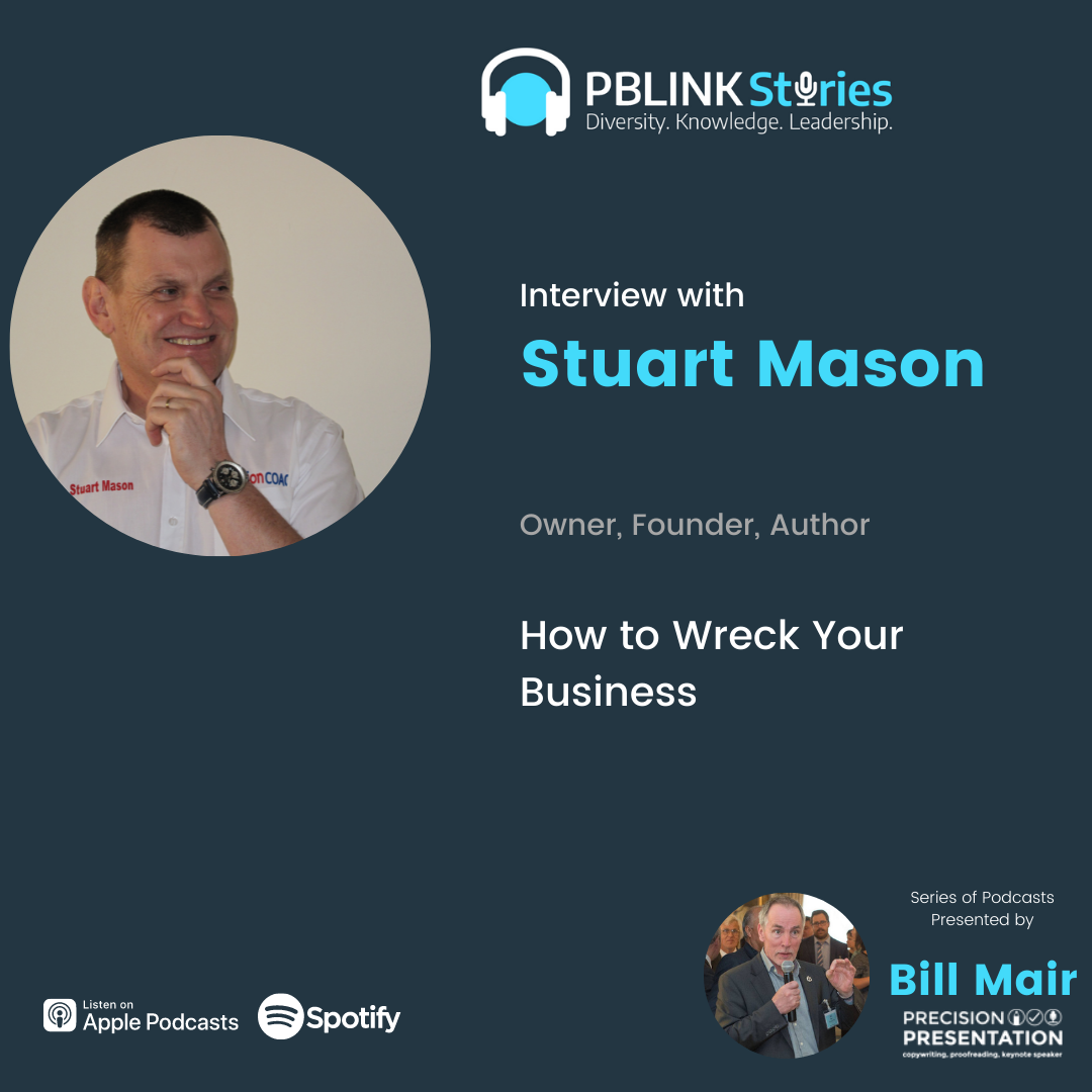 Stuart Mason - How to Wreck Your Business