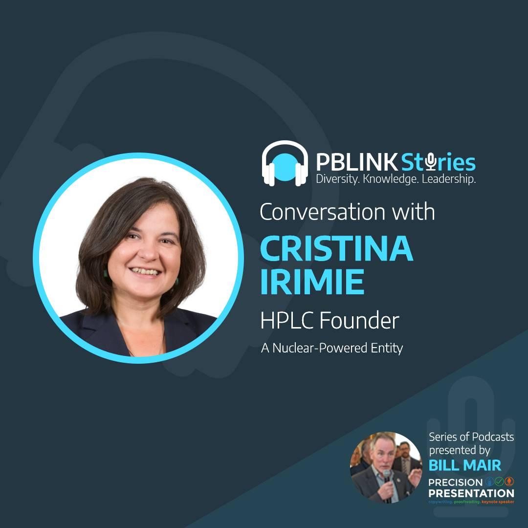 Cristina Irimie: A Nuclear-Powered Entity?